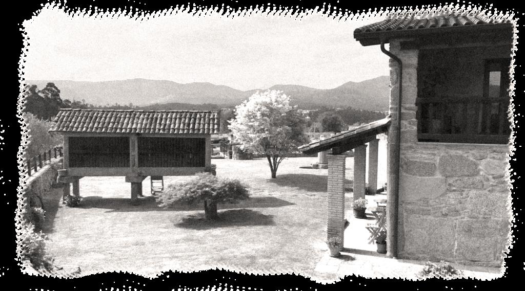 Foto casa antigua